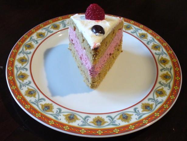 Himbeer-Kaffee-Torte 1